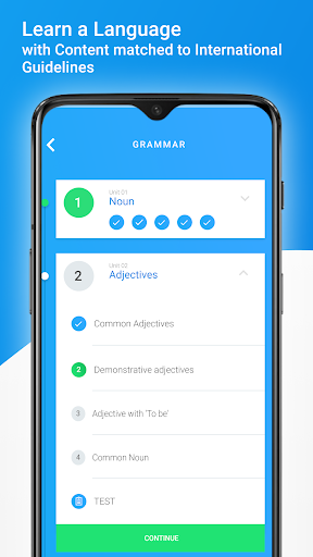 Learn Spoken English, Hindi, Tamil, Kannada Free 4.2.35 screenshots 5