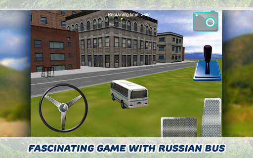 Russian Bus: Crimea