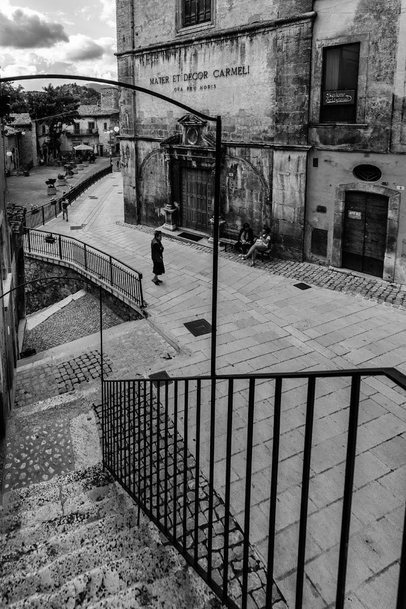 Scanno, L'Aquila di Cosimo Ignesti