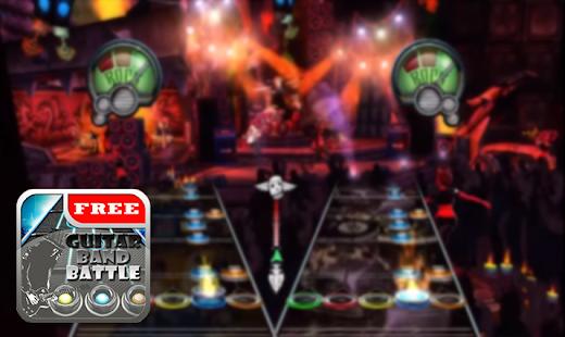 Guide For Guitar Band Battle - náhled
