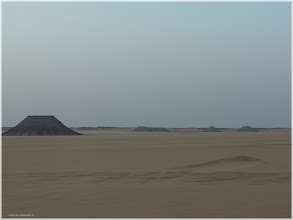 Photo: Desierto Nubio. Egipto.