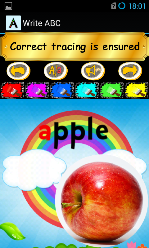 Write ABC - Learn Alphabets screenshot #4
