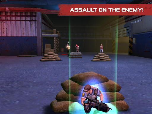 Télécharger gratuit Zombie Survival - Jeux de tir 3D Sniper Arena APK MOD 2