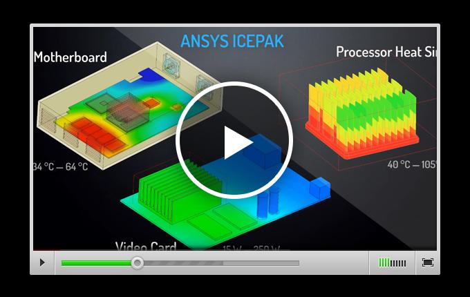 как ANSYS Icepak позволяет улучшить надёжность тепловых расчётов электронных устройств