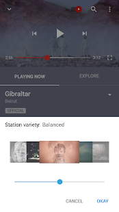 YouTube Music- screenshot thumbnail