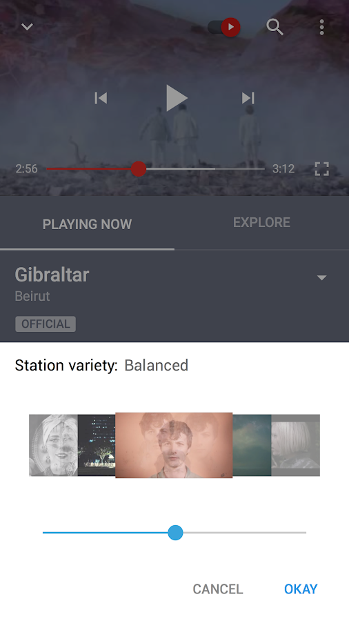 how to download music from youtube on go music app
