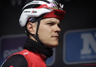 Jasper Stuyven se met la pression avant Paris-Roubaix
