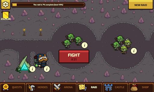Raid Heroes: Total War apkpoly screenshots 18