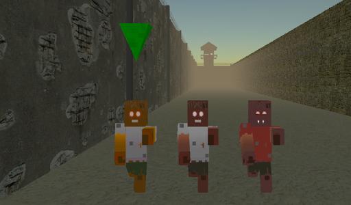 Granny Prison Horror Multiplayer 2.0 Screenshots 6