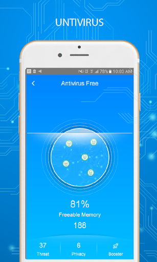 Antivirus Free Virus Remover Apk 1 4 0 Download Only