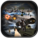 Mountain Sniper Call Army Duty icon