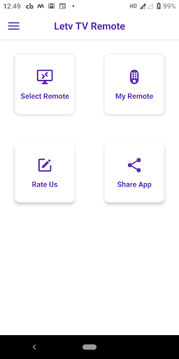 Remote for Letv App Report on Mobile Action - App Store Optimization