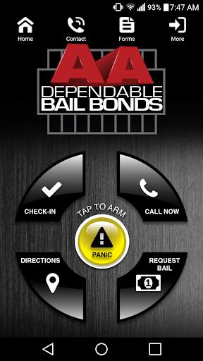 AA Dependable Bail Bonds