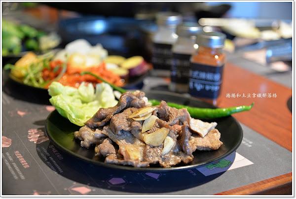 咚豬咚豬。韓國烤肉吃到飽 左營自由店