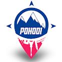 POHODI ( studentski pohodi ) icon