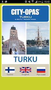 CITY-OPAS Turku & Region - náhled