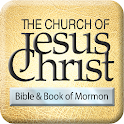 The Bible and Book of Mormon icon