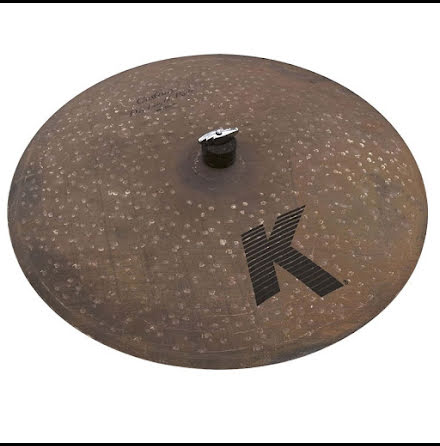"20"" Zildjian K Custom - Dry Light Ride"