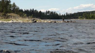 Photo: Волна поднимается