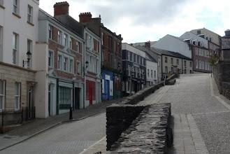 Photo: Derry: le mura attorno al centro (foto Andrea)