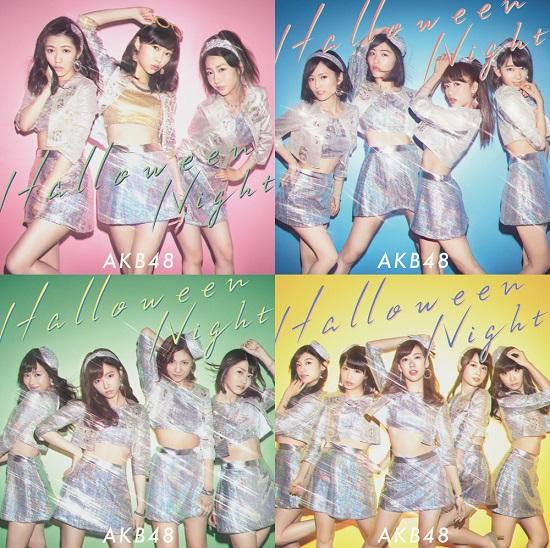 (DVDISO) AKB48 41th Single – ハロウィン・ナイト