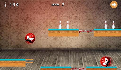 Bowling Angry Ball