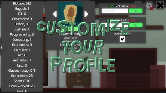 Life Simulator Screenshot