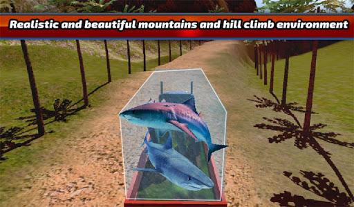 Transport Truck Shark Aquarium screenshot 16