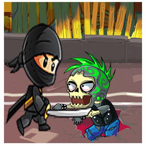 Ninja Adventures vs Zombies