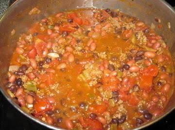 Darn Good Homemade Chili Recipe
