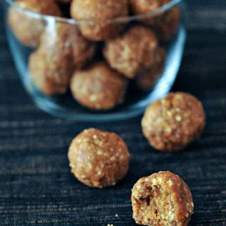 Savory BBQ Crunch Protein Balls