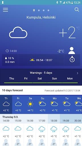 FMI Weather  screenshots 3