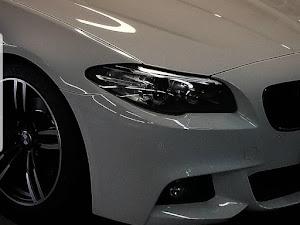 5シリーズ セダン  523i M-Sportのカスタム事例画像 エフテンおじさんさんの2020年01月18日22:07の投稿