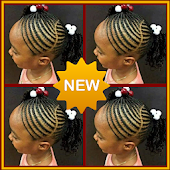 braids hairstyles for Women & Child