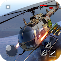 Real Gunship Battle Helicopter Simulator 2019 icon
