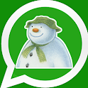 Snowman Stickers for Whatsapp - WAStickerApps icon