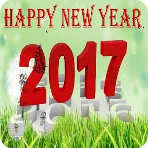 New Year 2017 Messages images for PC and MAC
