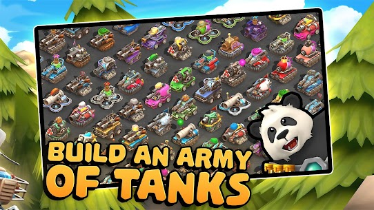 Pico Tanks: Multiplayer Mayhem MOD (Unlimited Purchases) 3