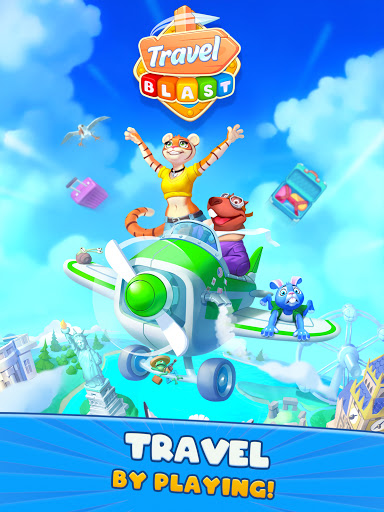 Travel Blast: Puzzle Adventure  screenshots 18
