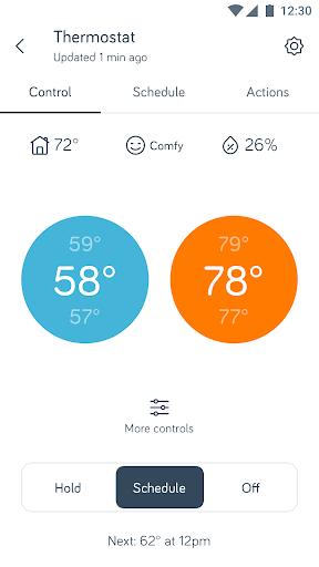 Hive - Smart Home 2.22.01 screenshots 2