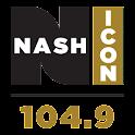 104.9 Nash Icon icon