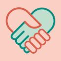 Amigo Virtual - Novas Amizades e Chat Anônimo icon
