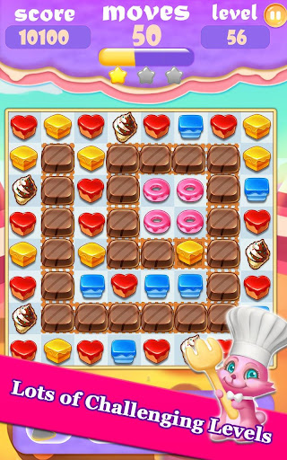 Cookie Story - Match 3 Puzzles - screenshot
