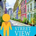 Street View Maps Live Pro, satellite world map icon