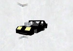 マッスルカー(ドラッグレース仕様)タイヤなしから改造