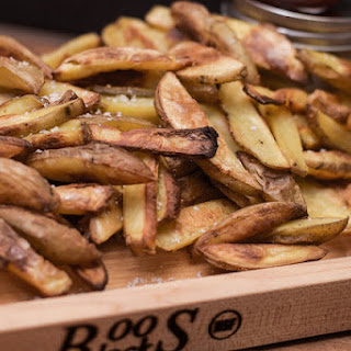 Perfect No-Oil Oven Fries Recipe