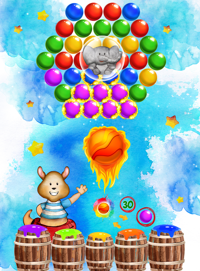 Bubble Popland- screenshot