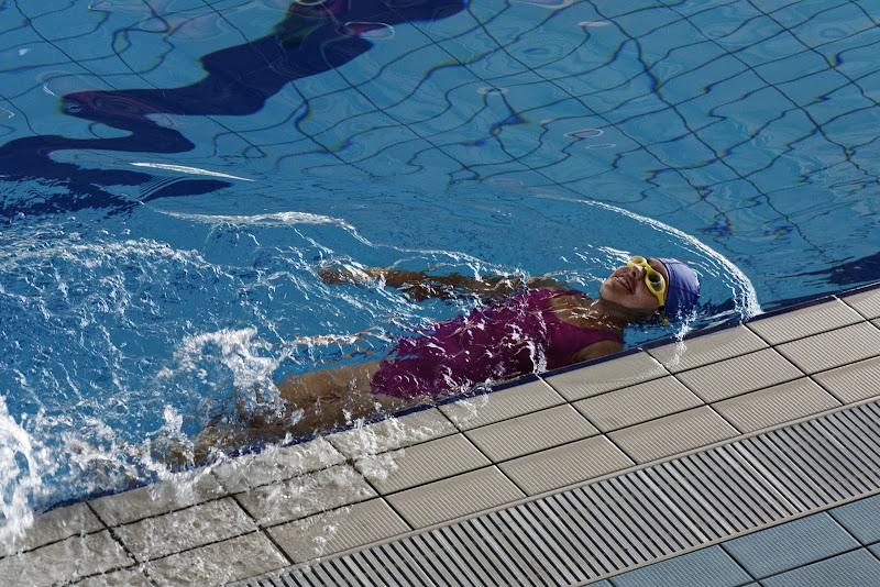 Quando sono in acqua...mi sento uguale agli altri! di Yasis