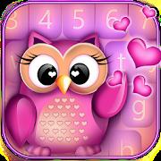 App Cute Owl Keyboard Changer APK for Windows Phone