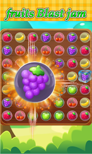 fruits Blast jam - náhled